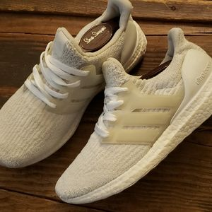 Adidas Ultra Boost White/White